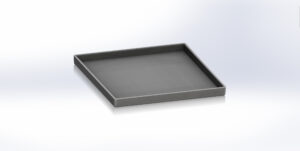 SOG Slab On Ground Plate 140mm x 140mm